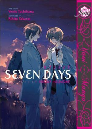{Tachibana Venio & Takarai Rihito} Seven Days- Friday-Sunday