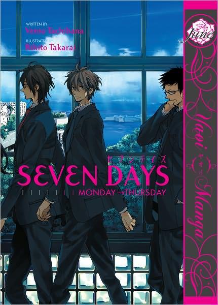 Tachibana Venio & Takarai Rihito: Seven Days
