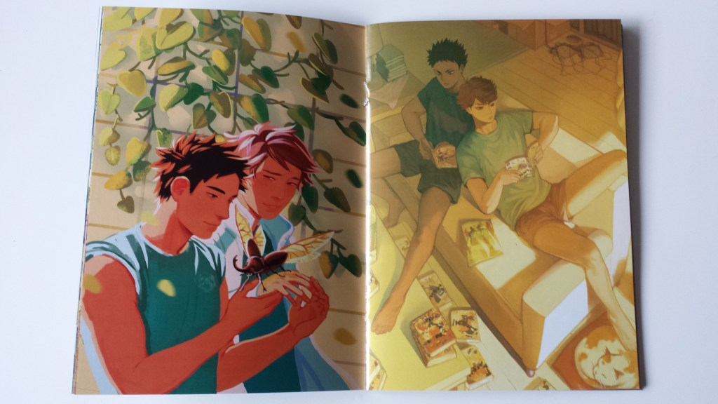 Various--Moments - IwaOi Fanzine-02