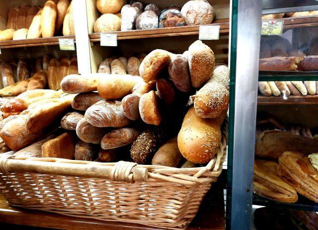 Bageri på Selino