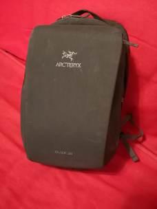 och en lätt och bekväm ryggsäck