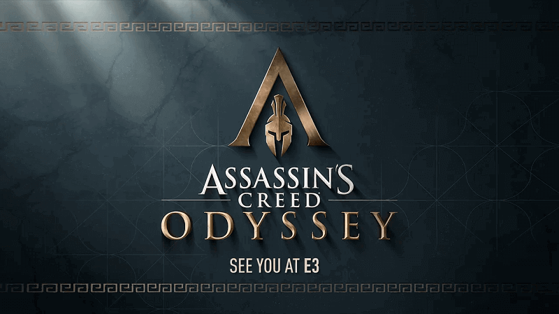 Teaser de Assassin's Creed Odyssey