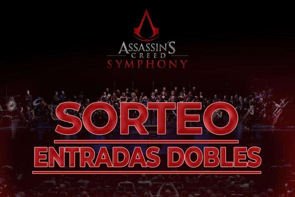 Sorteo de dos entradas dobles para el concierto de AC Symphony