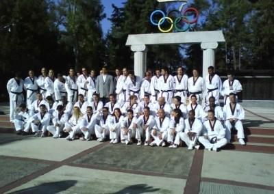 Grenadataekwondo Mexico 2009