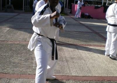 Grenadataekwondo PASO Course Mexico 2009