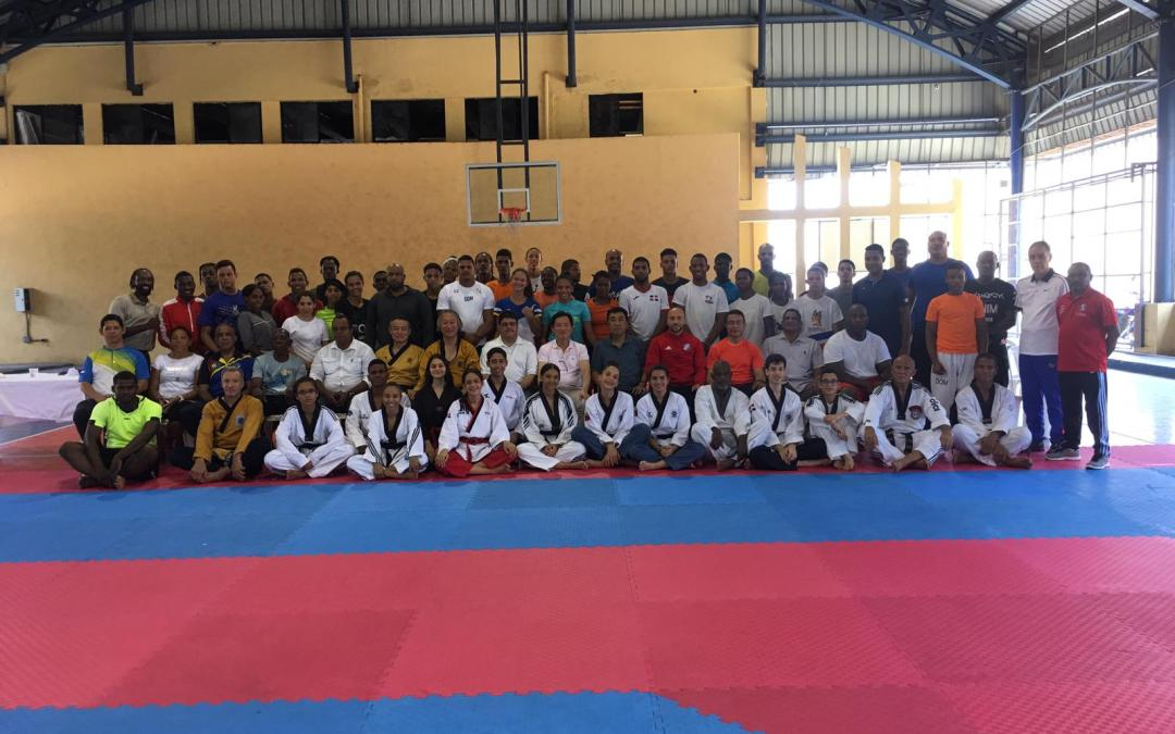 Pan American Taekwon-do Union 2019