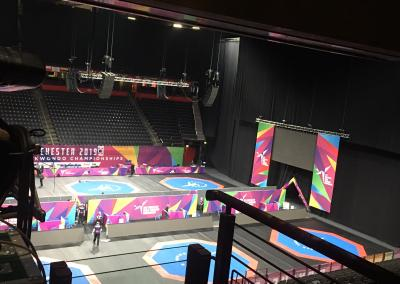 TaekwondoThe Arena