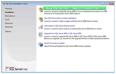 Instalación de SQL Server 2008 Express Edition sobre Windows 7 (6/6)