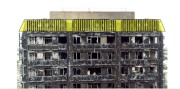 Grenfell Tower Architectural Crown. Grenfell Expert Evidence understanding what happened.