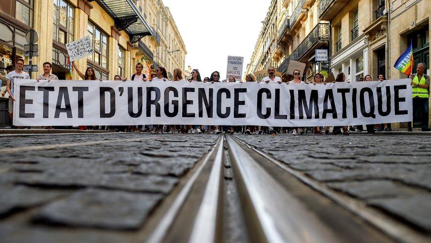 Résolution communale sur l'urgence climatique