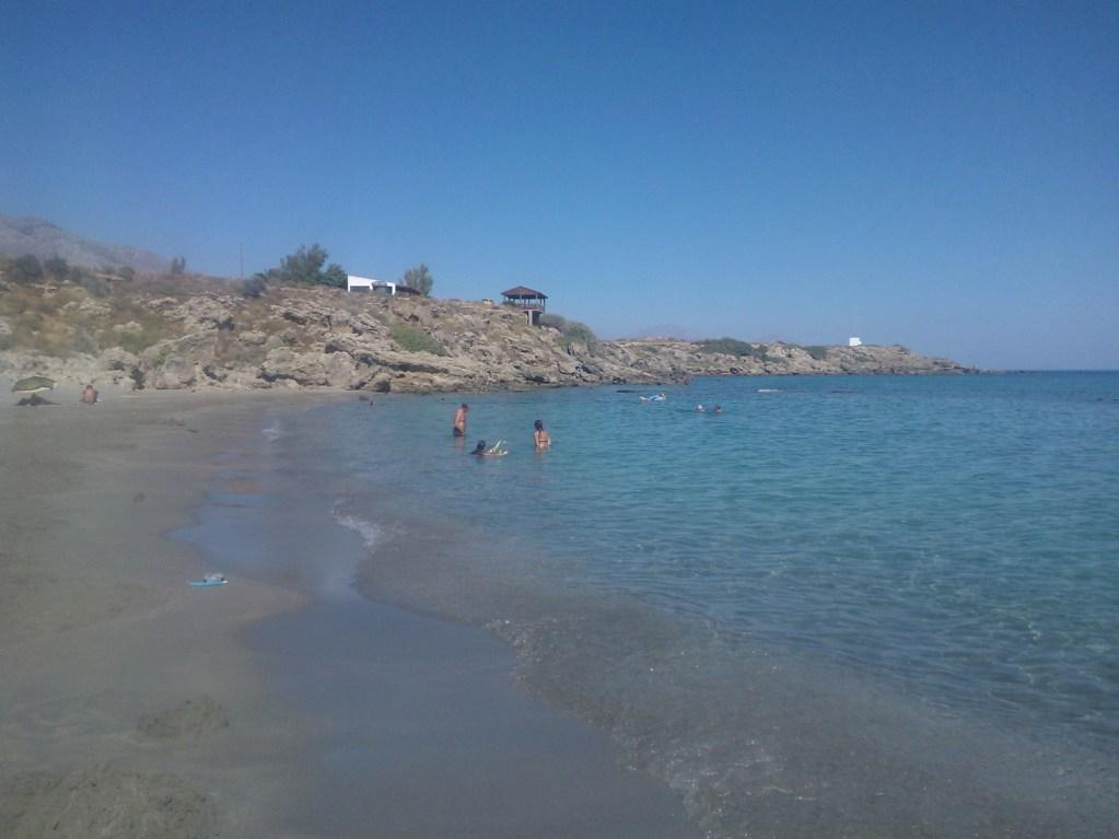 Farewell Crete