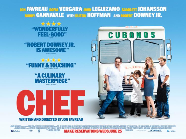Sponsored Video Trailer: Chef