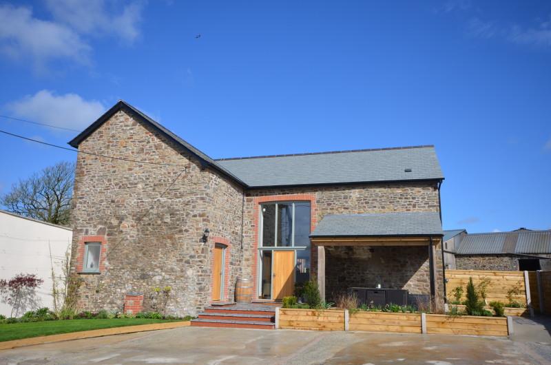 Lympscott Barn 1