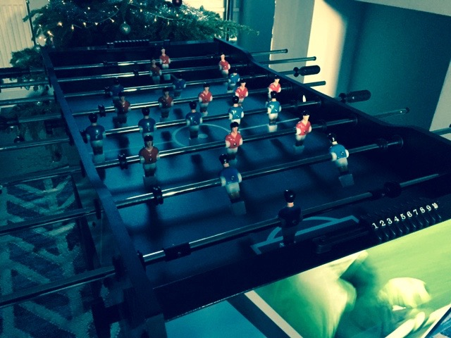 The Football Table