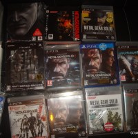 [collection] The Metal gear Solid & cie part 1