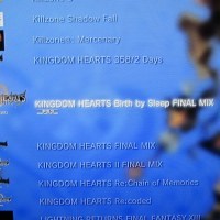 [Trophee] Kingdom hearts Hd compilations Of Platine