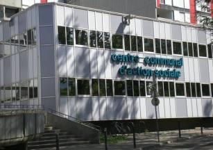 le CCAS installé par la municipalité Carignon à Villeneuve afin de renforcer la présence publique et la mixité du quartier.
