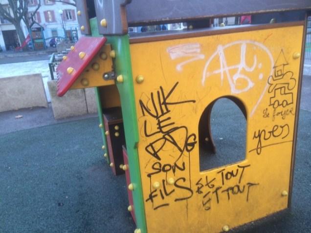 Un jeu d'enfants place ST Bruno dans la ville apaisée de E.Piolle