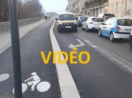 Le nouveau quai de France. Voir plus bas dans cet article pour visionner la vidéo.