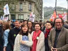 Manifestation culturelle, Corinne Bernard a le sourire