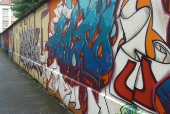 "rue Humbert II dans la ""ville apaisée"""