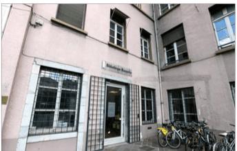 la bibliothèque Hauquelin a été fermée le 30 juillet