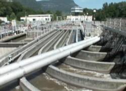 Aquapole , la station d'épuration des Eaux qui manquait à l'agglomération
