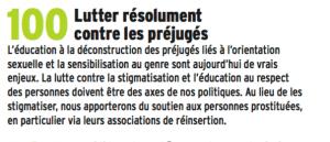 La prostitution envahit les rues de Grenoble et on ne voit pas en quoi la non stigmatisation ( comme si c'était la norme!) a produit un effet réducteur ni en quoi les prostituées ont été aidées