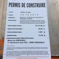 Maryvonne Boileau (Verts/Ades) avait déposé les permis de construire avant toute l'opération de com'
