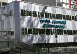 Siège du CCAS installé par la municipalité Carignon: menacée de fermeture