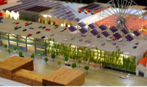 En fermant l'entrée de Grenoble , les élus PS et Verts/ades de l'agglo enverront tous les consommateurs au futur centre commercial Neyrpic qui ouvrira à St Martin d'Hères
