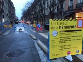 la mise à double sens de Gambetta achève de fermer l'entrée de la Bastille déjà problématique avec la réduction de Jaurès