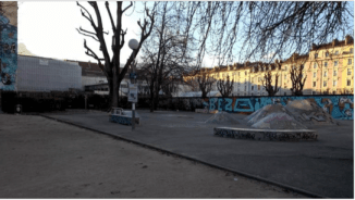 supprime le skate park du square Silvestri !