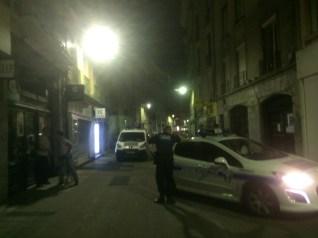 La réalité Grande Rue à Grenoble...