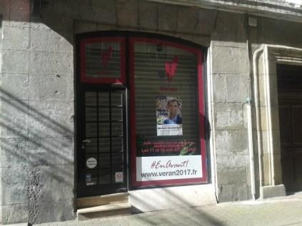 Rue Jean Jacques Rousseau ...