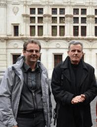 """L'actuel Adjoint à l'Urbanisme ( à gauche) Président de GEG Vincent Fristot (Verts/Ades) qui estime que le dossier était dans une """"ornière"""" était déjà élu en 1995 dans la majorité PS/Verts avec Destot. Raymond Avrillier (Vert/Ades) était Vice Président de la Métro jusqu'en 2008"""