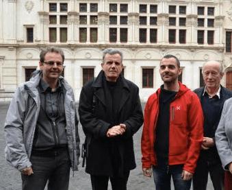 Vincent Fristot, Raymond Avrillier, Olivier Bertrand, Vincent Comparat...
