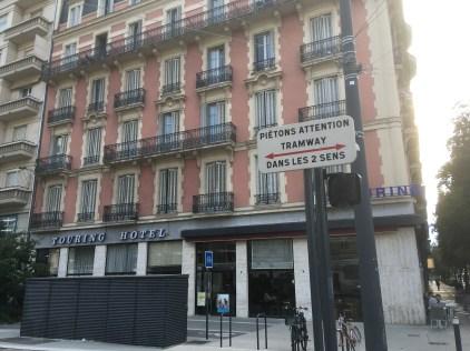 Le Touring Hôtel après avoir été volontairement asphyxié par le plan de circulation sera transformé en immeuble HLM