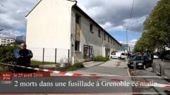 2 morts devant l'école Jean Racine à Teisseire : aucun élève n'a été victime
