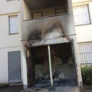 des incendies volontaires