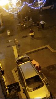 les activités de la rue de Bonne la nuit