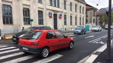 Alain Carignon propose de transférer le siège de la police municipale de la rue Lesdiguières à Mistral