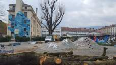 le bétonnage de Grenoble est scandaleux