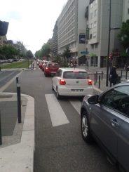 Cours Jean Jaurès (toutes ces photos mardi 15 mai à 19 h)
