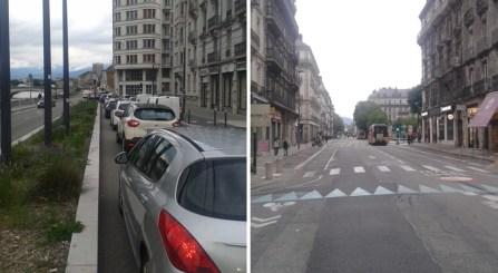 TLes quais et avenue Agutte sembat