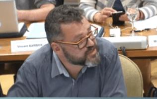 Emmanuel Carroz (Verts/PG) veut imposer ses normes à l'intime