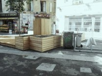 ... a pris place rue de Lionne aussi.