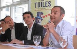 Pascal Clouaire, Eric Piolle et Olivier Bertrand à la manoeuvre
