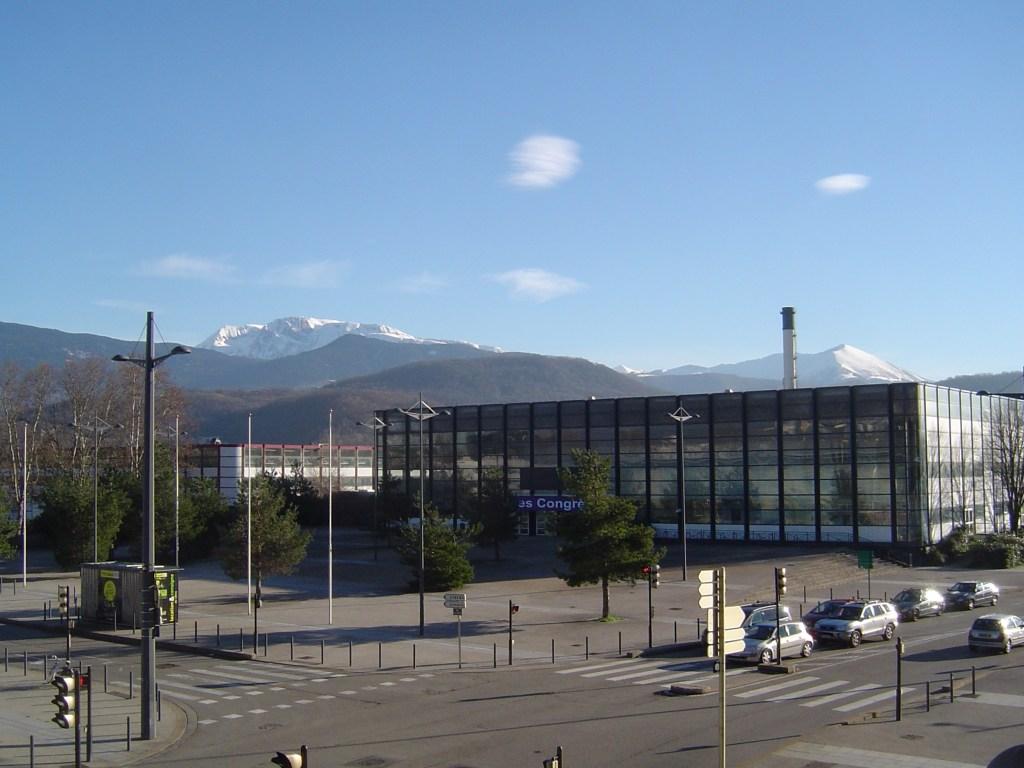 Esplanade Alpes Congrès