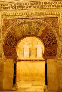 Détail de la Mezquita